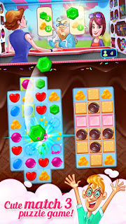 Candy Friends Sweet Blast Mod Apk v1.6 Terbaru Full version