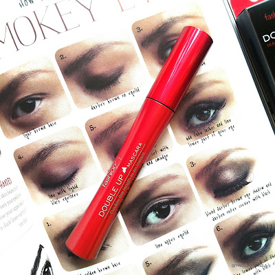 Fashion 21 Double Up Mascara Review