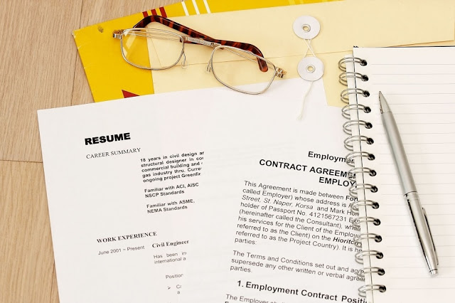 How to Write your CV – Focus on Accomplishments and Not Just job Duties