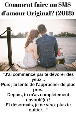 faire sms damour 2018