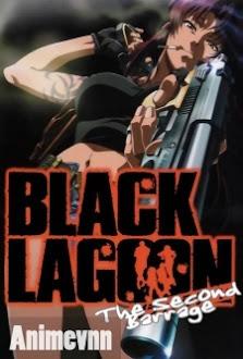 Black Lagoon SS2 - Lục Địa Đen 2 2006 Poster