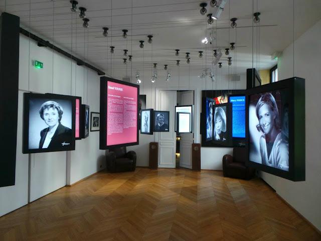 Exposition photographie studio Harcourt Paris