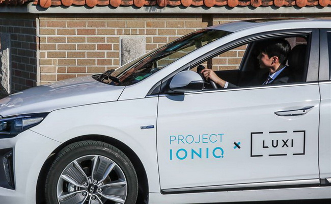 Tinuku Hyundai and LUXI deepen collaboration in Project Ioniq