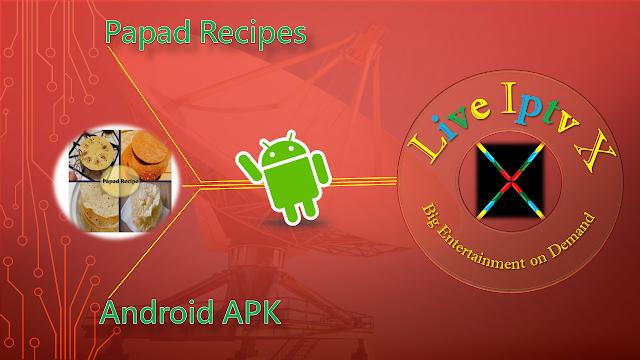 Papad Recipes APK