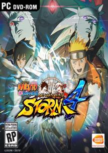 Baixar Naruto Ultimate Ninja Storm 4 Dublado + DLC'S PC Torrent