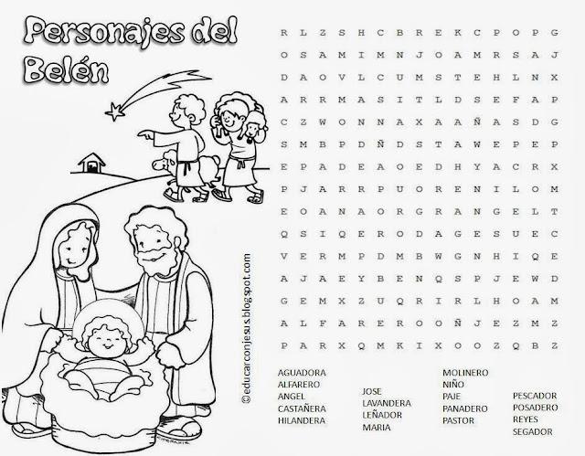 Actividades Para Ninos Cristianos Para Imprimir