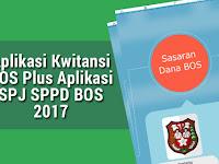 Aplikasi Kwitansi BOS Plus Aplikasi SPJ SPPD BOS 2017