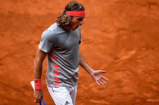 Tsitsipas knocks Zverev out of Madrid