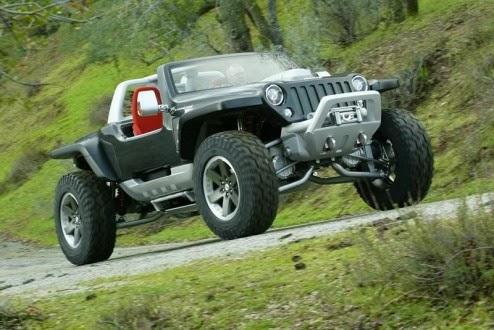 Photos: Best 2005 Jeep Concept