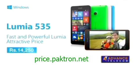 lumia 535 windows phone