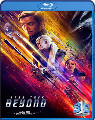 Star Trek Beyond [2016] [BD50] [3D] [Latino]