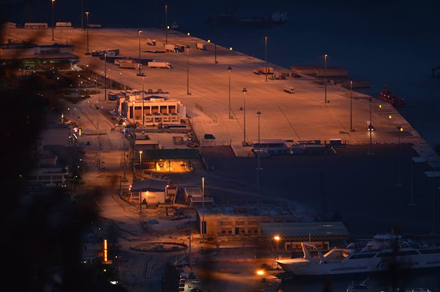 Δύο συλλήψεις τη νύχτα στο λιμάνι της Ηγουμενίτσας