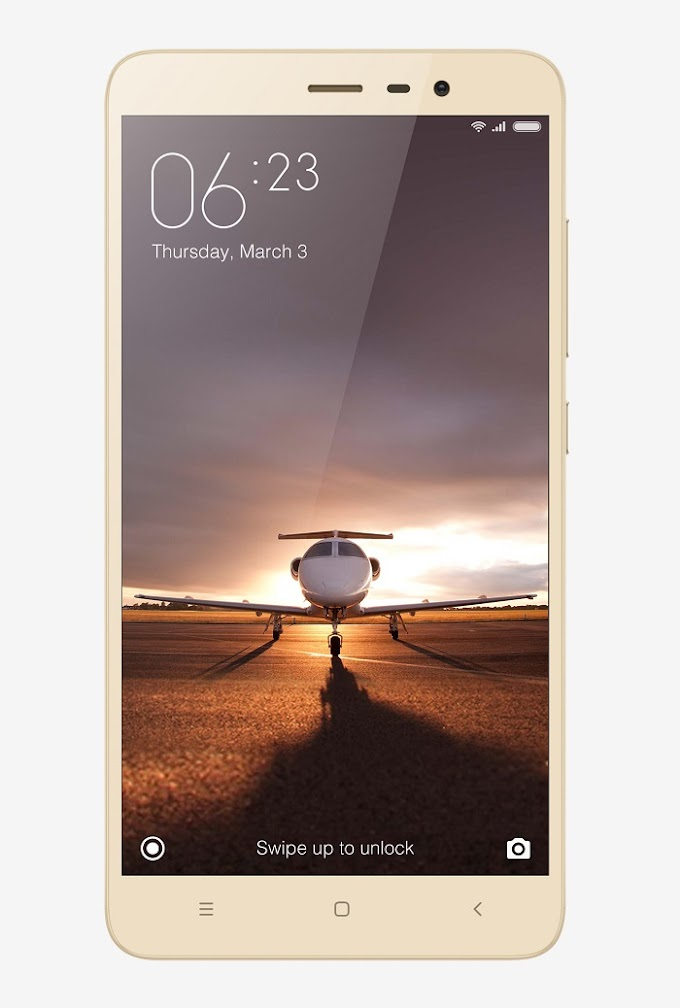 Xiaomi Redmi Note 3 Availability - 32GB Gold color