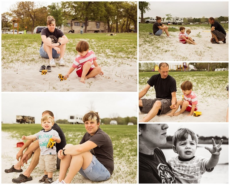 Jen Faith Brown Photography: Camping Trip | grapevine texas