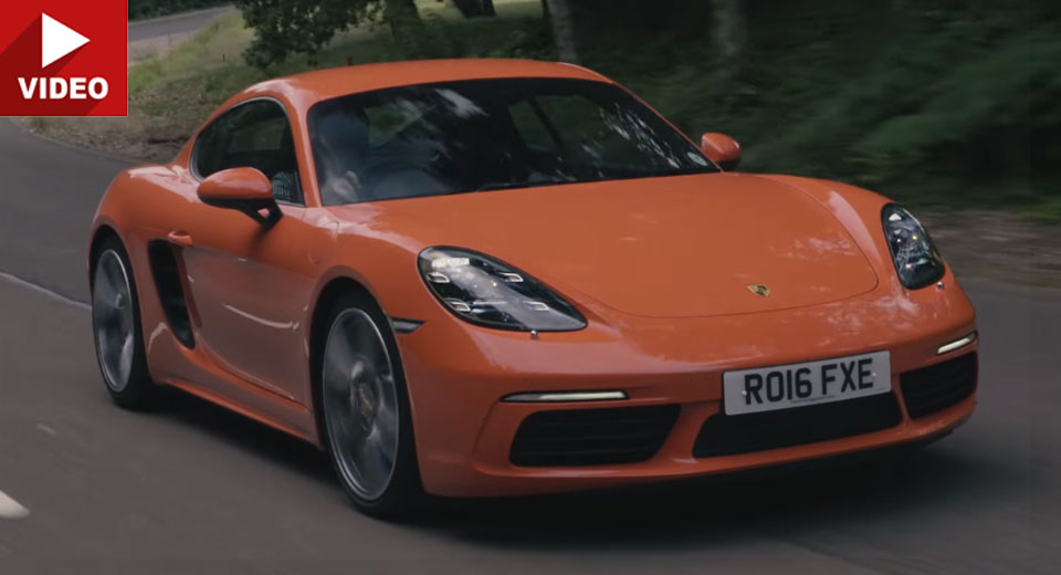 Has Porsche Killed The Cayman's Soul By Fitting A Turbo Four-Banger?