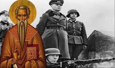 Ο άγιος Χαράλαμπος, οι Ναζί και τα Φιλιατρά  Θαύμα: Πώς ο Άγιος Χαράλαμπος διέσωσε το 1943 τα Φιλιατρά από τους Γερμανούς