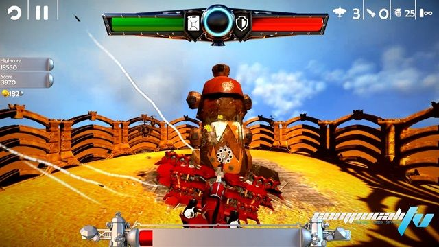Red Barton and The Sky Pirates PC Full