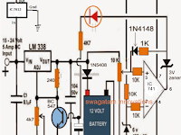 Cordless Drill Battery Charger Circuit