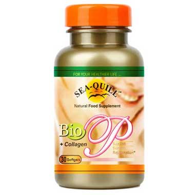 Sea Quill Bio P, Suplemen Kulit Anti Aging dan Flek