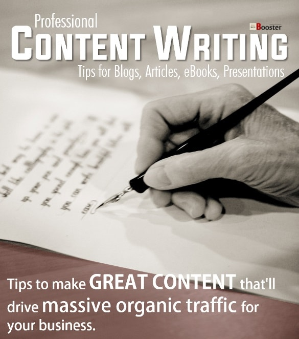 Write A Good Content For A Website Blog