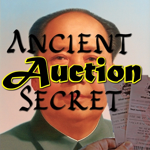 Ancient Auction Secret: If Chinese auctions are racist, why do Jews love them so much?