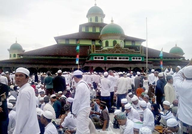 Masjid Jami Sungai Jingah, Berikut Sejarah Berdirinya