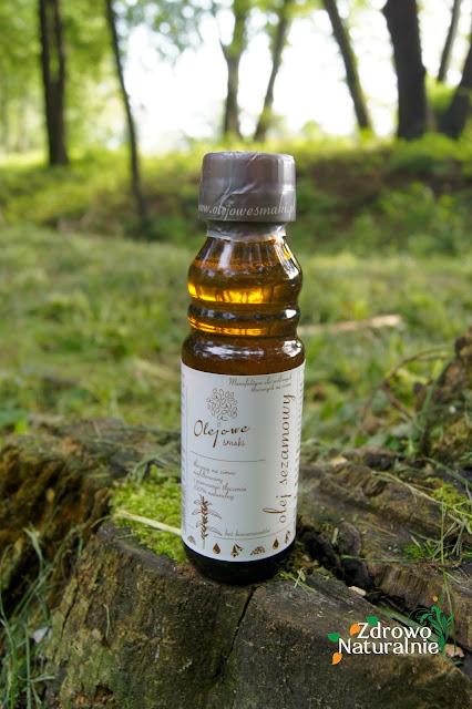 Olejowe Smaki - Olej sezamowy