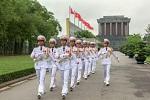 Ho Chi Minh's Mausoleum hanoi