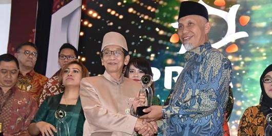 Public Relations Indonesia Awards 2019, Kota Padang Raih Dua Penghargaan Bergengsi