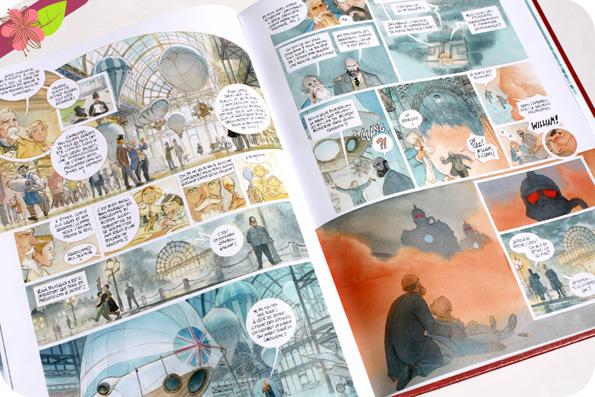 Le château des étoiles Vol. III - Les chevaliers de mars d'Alex Alice - Rue de Sèvres