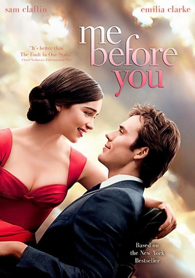 the music plant 日記 映画 me before you を観ました