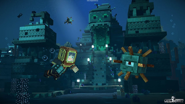 Minecraft Story Mode Season Two pc imagenes