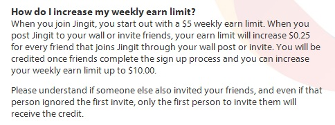 Earning on Jingit