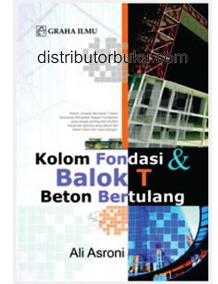 Jual Kolom Fondasi & Balok T Beton Bertulang - DISTRIBUTOR BUKU YOGYA | Tokopedia
