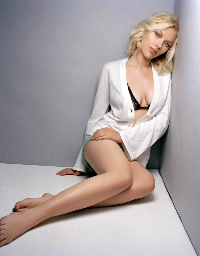 scarlett johansson model - photo #14