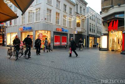 Pengalaman ke The Netherlands