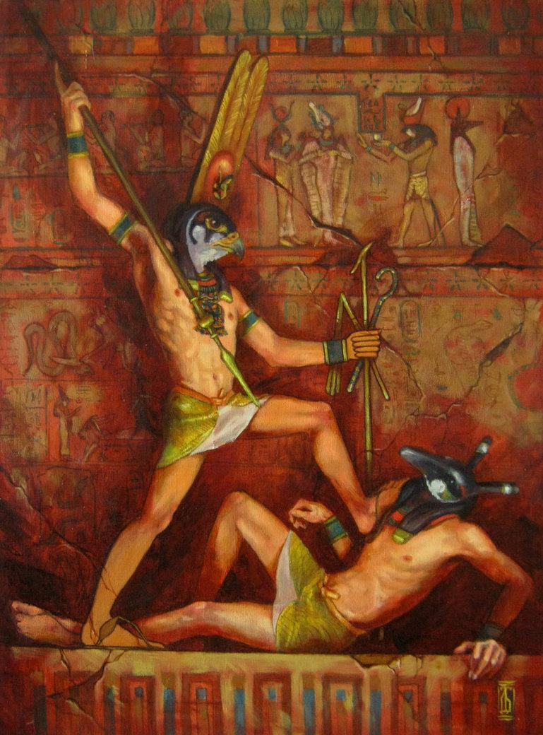 Divine sperm of osiris egyptian myths that