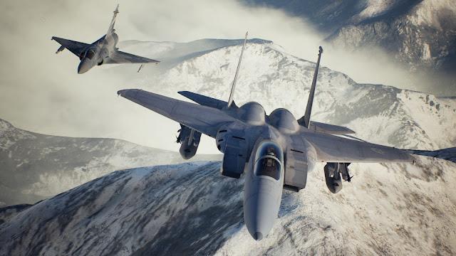 Ace Combat 7 menduduki 3 besar penjualan di pasar Inggris