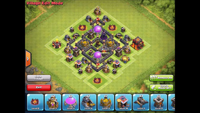 Anti Giant Healer by MatuGaming CoC