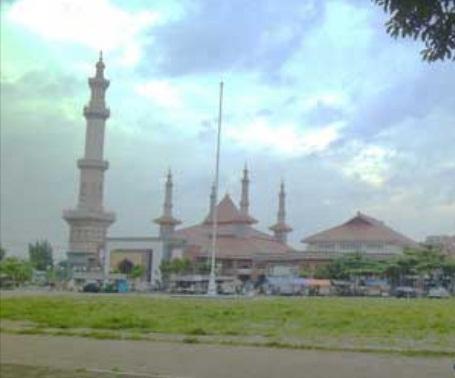 Tajug Agung atau dikenal juga dengan nama Masjid At Taqwa Cirebon
