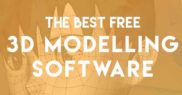 Best Free 3d Modelling Softwares Onlinedesignteacher