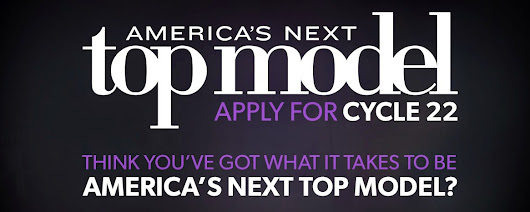 Exel Management Blog: Americas Next Top Model: Any HEIGHT...Male or Female! Cycle 22 Casting!