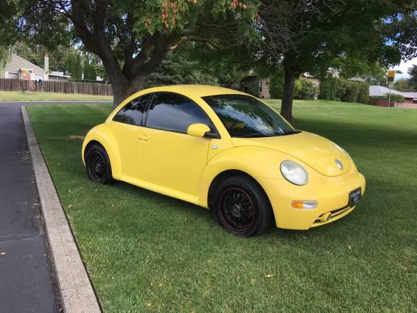 2002 Diesel Beetle Bug
