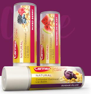 Carmex Comfort Care Natural mejores bálsamos labiales naturales
