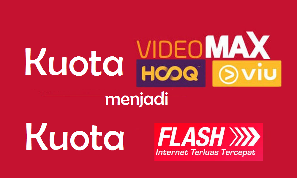 Cara Mengubah Kuota Videomax Menjadi Kuota Flash 24 Jam Berita