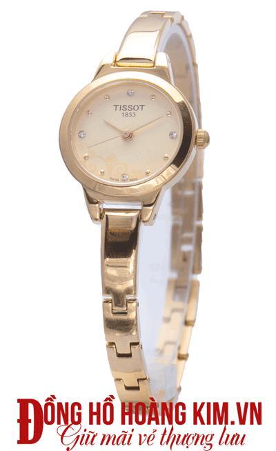 đồng hồ tissot nữ mới về hàng hiệu