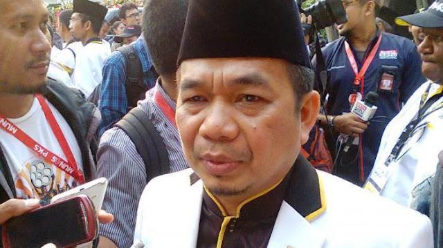 Rumah Ketua Fraksi PKS di Ciputat Ditembaki Teroris