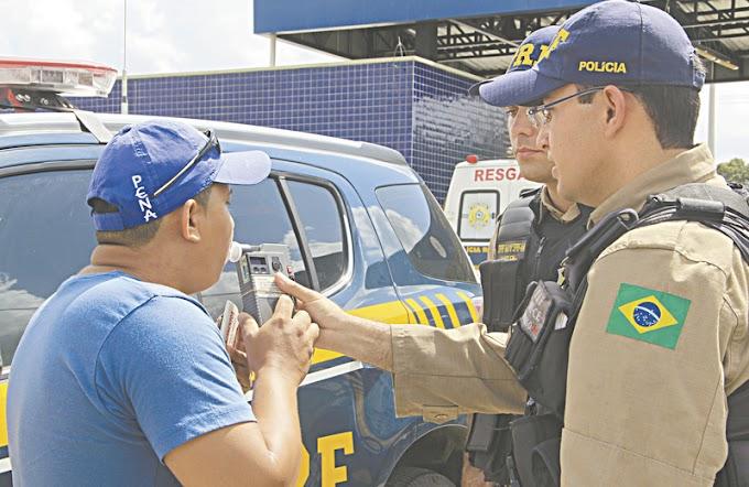 Lei Seca: multa por embriaguez custará quase R$ 3 mil a partir de 1º de novembro