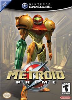 Metroid Prime (BR) [ NGC ]