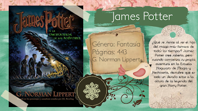James Potter y La encrucijada de los mayores - George Norman Lippert